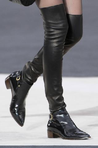 Notizie Moda Marca Chanel tendenze nuova collezione scarpe