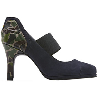 Scarpe con tacchi Adidas Originals collezione autunno inverno tendenze 2013-2014