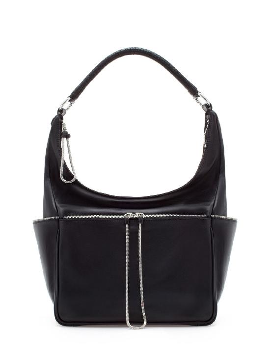 Borse autunno inverno collezione moda donna look Zara