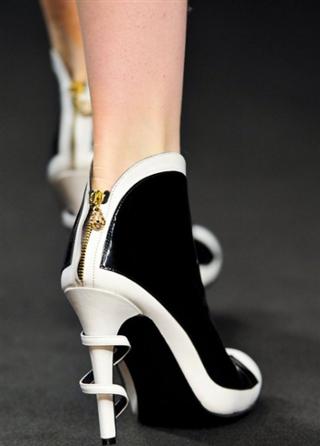 Collezione accessori Angelo Marani autunno inverno 2013 2014 scarpe