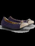 Moda-donna-scarpe-Hogan-collezione-autunno-inverno-2013-2014-ballerina