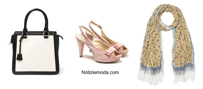 Collezione accessori Benetton primavera estate 2014