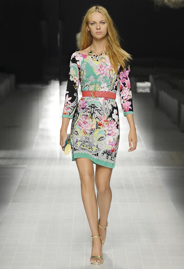 Blumarine Vestito Copricostume Estate 2014 Donna Primavera Moda Mare 35AjS4cRLq
