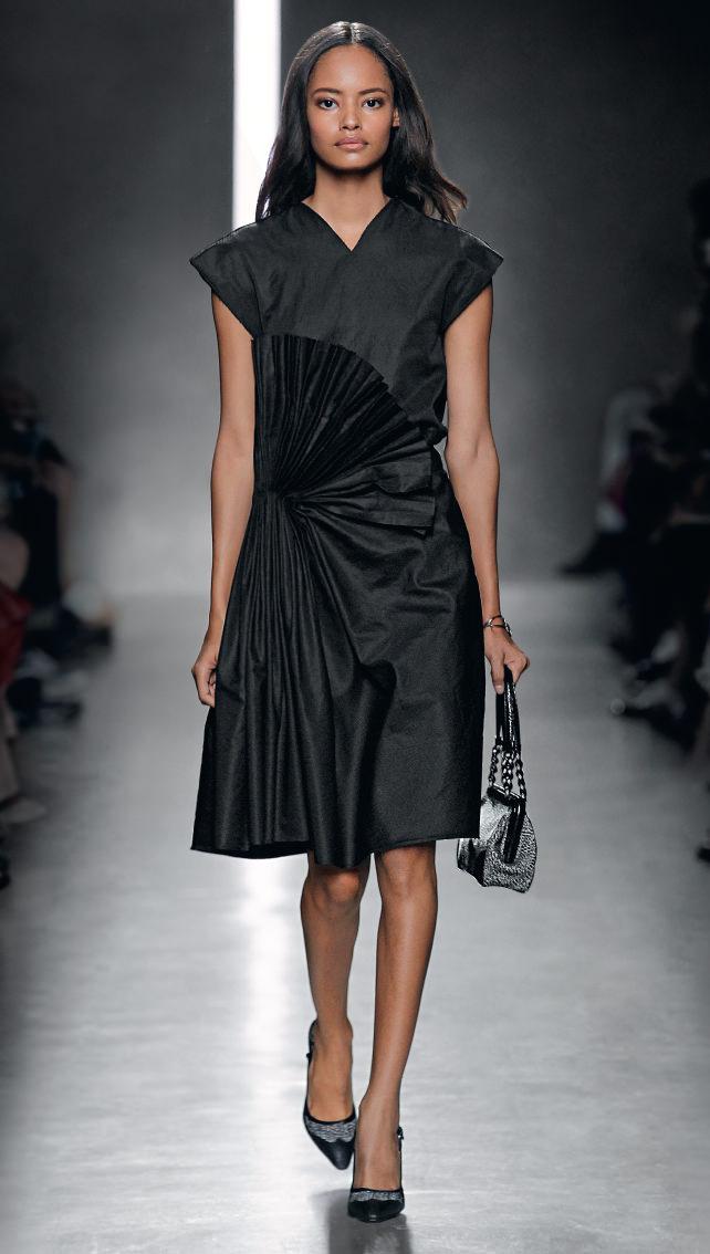 super popular 49b63 1fd06 Abbigliamento Bottega Veneta primavera estate 2014 donna look 2