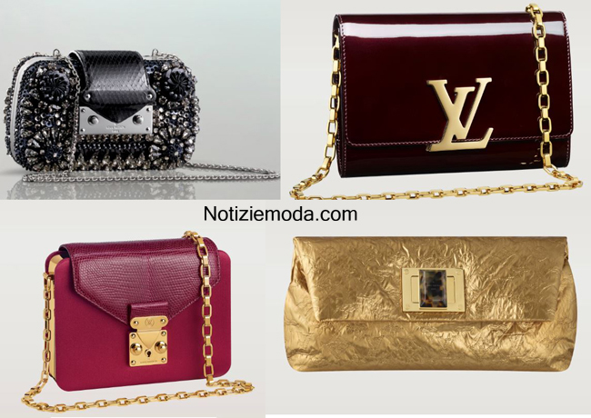 Accessori Louis Vuitton primavera estate 2014 moda donna