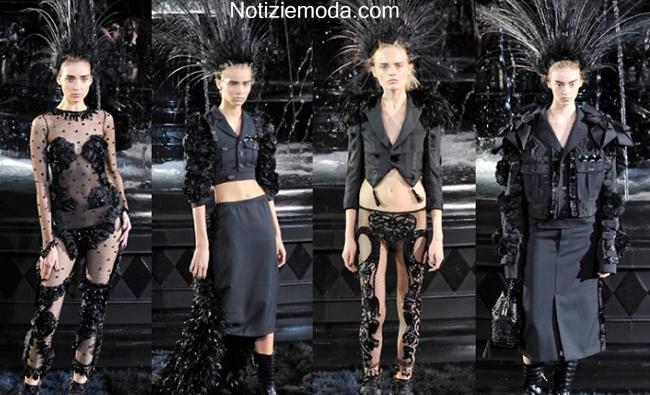Accessori abbigliamento Louis Vuitton 2014 moda donna