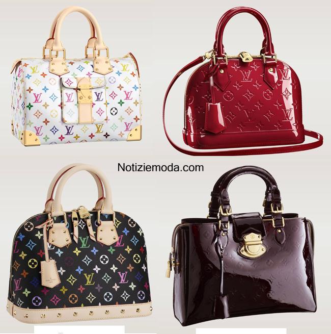 Borse Louis Vuitton primavera estate 2014 abbigliamento donna
