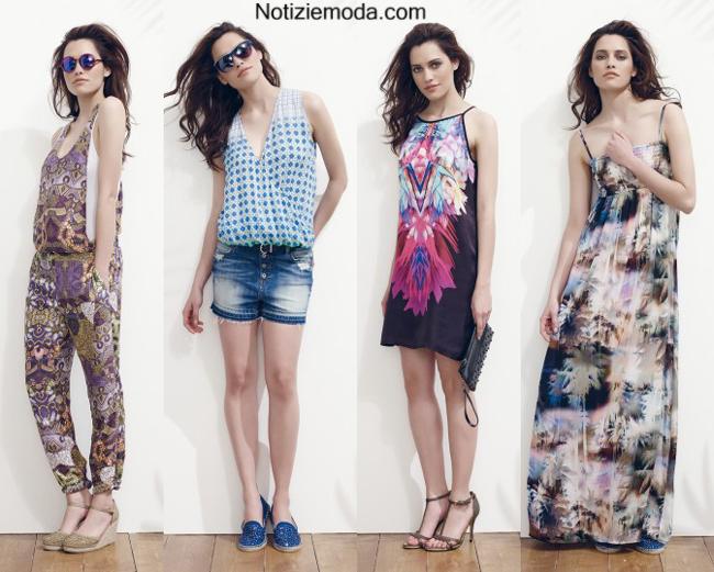 Collezione Motivi primavera estate 2014 moda donna look e092c7dca0c0