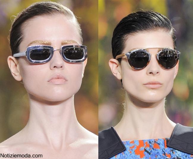 Collezione accessori Christian Dior primavera estate 2014 moda donna