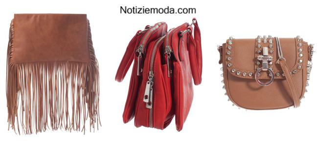 Collezione borse Motivi primavera estate 2014 moda donna