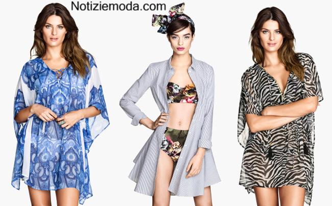 Collezione moda mare HM primavera estate 2014