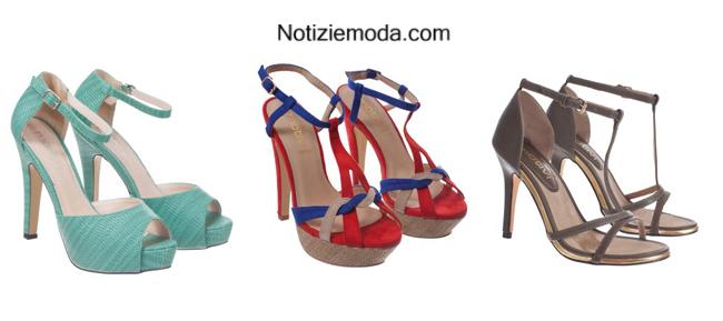 Collezione scarpe Motivi primavera estate 2014 moda donna