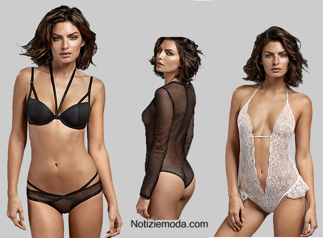 Look Intimissimi primavera estate 2014 moda donna