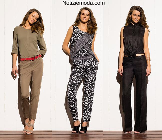 Abbigliamento Oltre primavera estate 2014