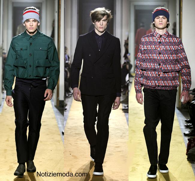Abbigliamento uomo Andrea Incontri autunno inverno 2014 2015