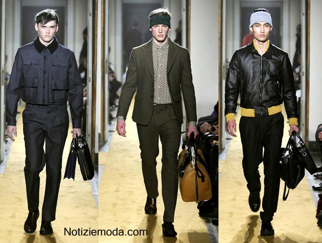 Accessori Andrea Incontri autunno inverno 2014 2015 moda uomo