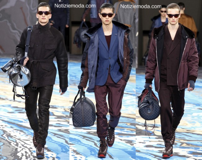 Accessori Louis Vuitton autunno inverno 2014 2015 uomo