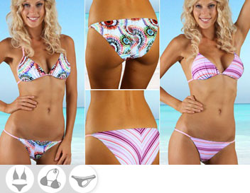 Bikini Divissima primavera estate double