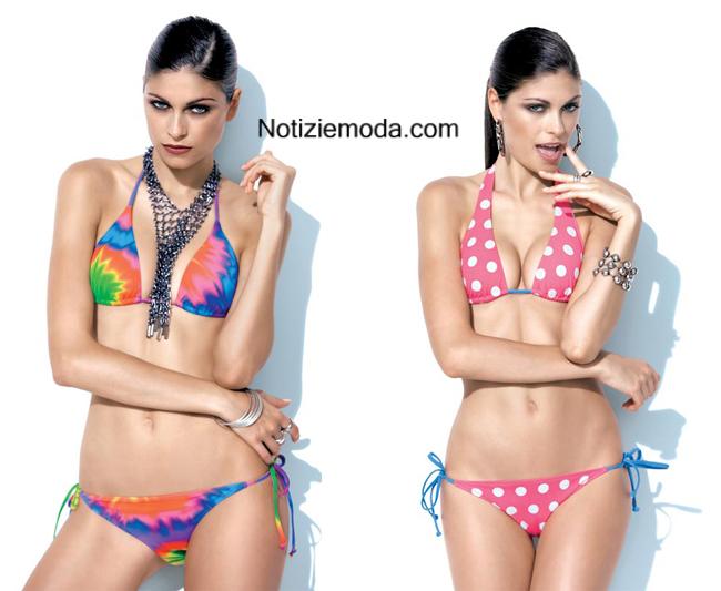 Bikini triangolo Roberta estate 2014 moda mare