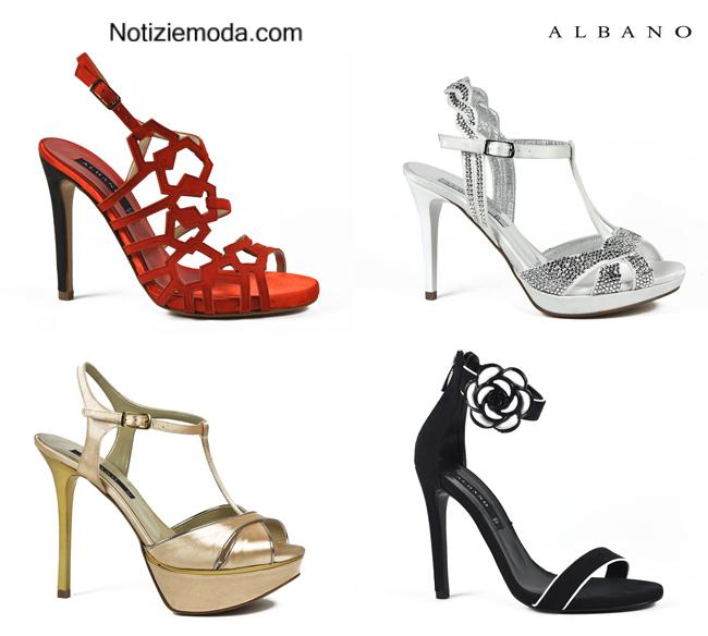 Catalogo scarpe Albano primavera estate 2014