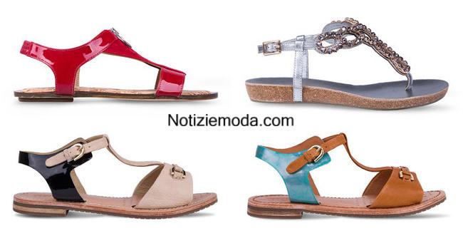 Catalogo scarpe Geox primavera estate 2014
