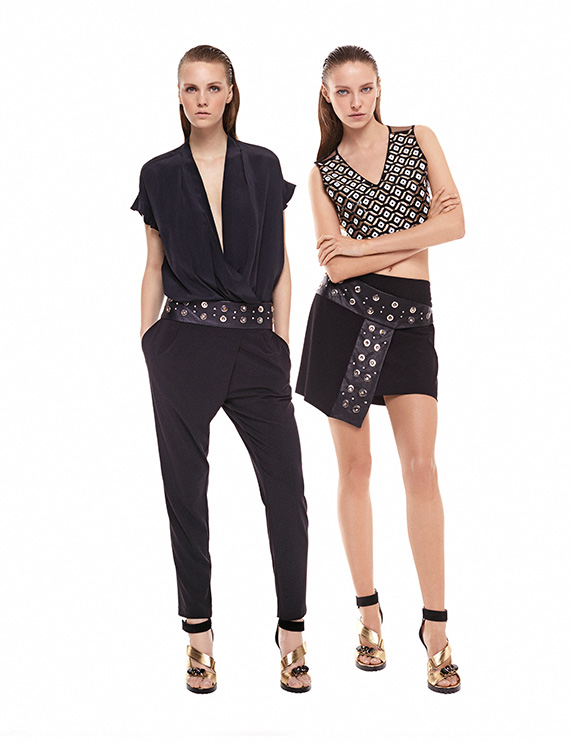 wholesale dealer b859d c03a3 Collezione Pinko primavera estate abbigliamento accessori 46