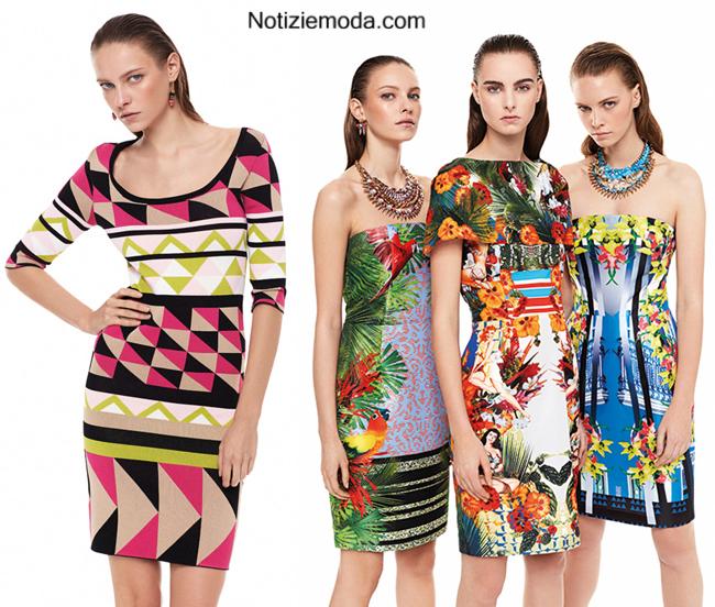 Collezione abbigliamento Pinko primavera estate 2014