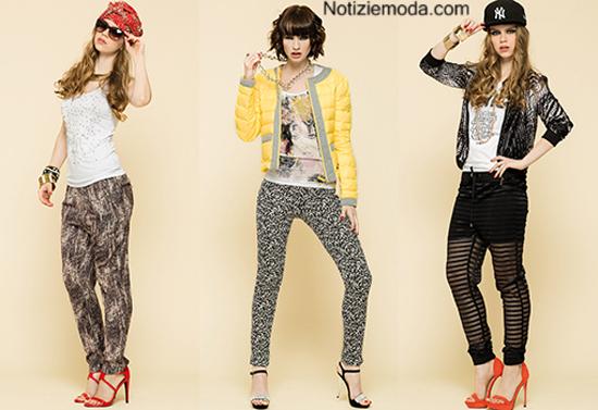Collezione accessori Artigli primavera estate 2014 moda donna