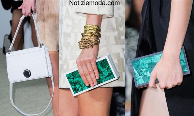 Collezione accessori Giambattista Valli primavera estate 2014 moda donna