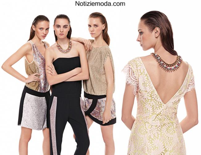 Collezione accessori Pinko primavera estate 2014 moda donna