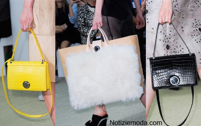 Collezione borse Giambattista Valli primavera estate 2014 moda donna