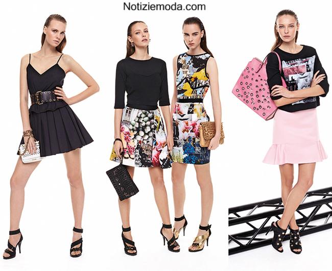 Collezione borse Pinko primavera estate 2014 moda donna