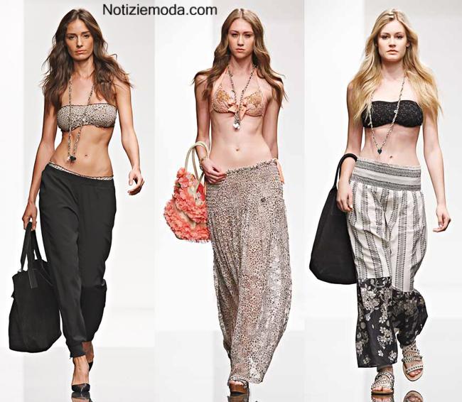 Collezione moda mare Twin Set primavera estate 2014