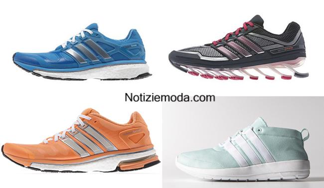 Collezione scarpe Adidas primavera estate 2014 Adidas Running