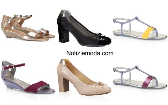 Collezione scarpe Hogan primavera estate 2014