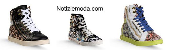 Collezione sneakers Just Cavalli primavera estate 2014