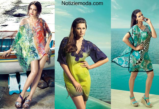 Copricostumi Parah estate 2014 moda donna