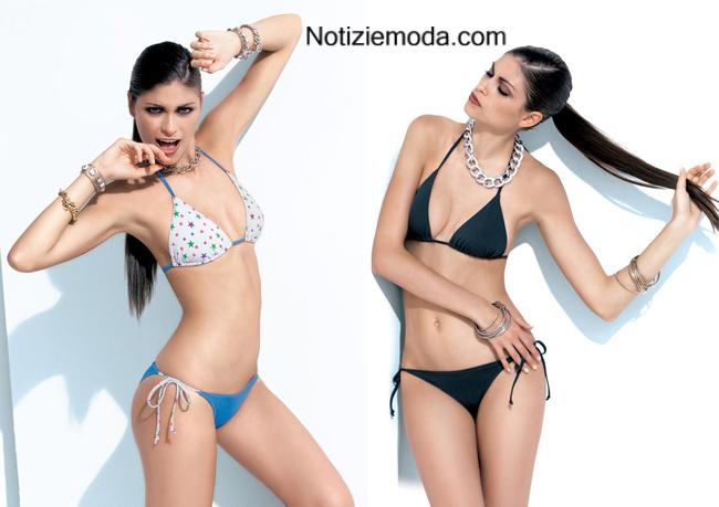 Costumi Bikini Roberta estate 2014 moda mare donna