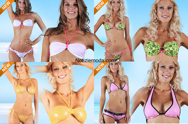 Costumi bikini Divissima primavera estate 2014
