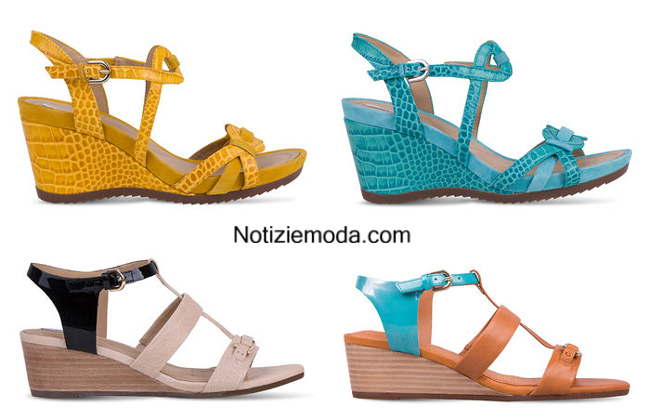 Look Geox scarpe primavera estate 2014
