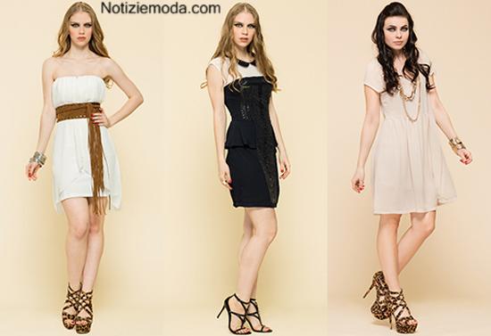 Look abiti Artigli primavera estate 2014 moda donna