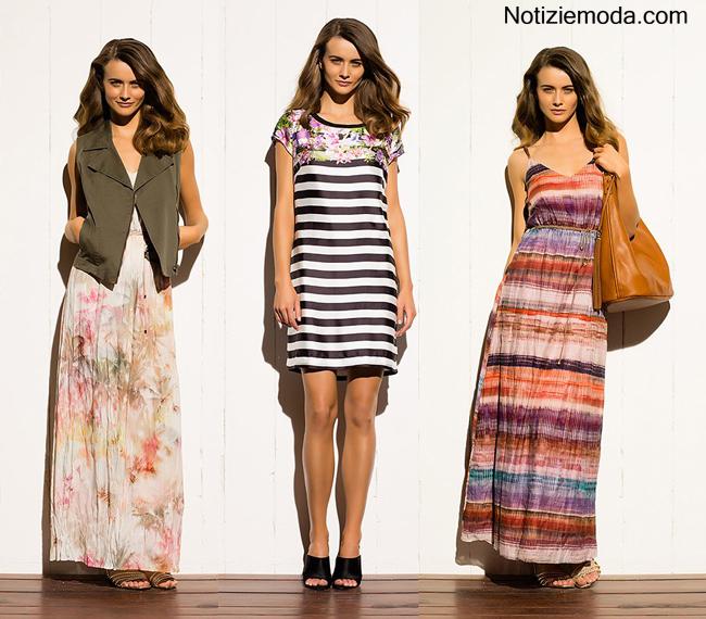 Look abiti Oltre primavera estate 2014 abbigliamento donna
