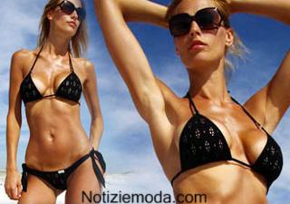 Moda mare Divissima primavera estate 2014 costumi bikini