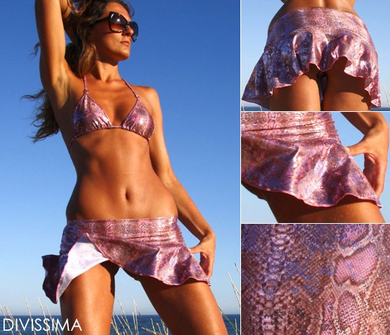 Moda mare Divissima primavera estate skirt 18