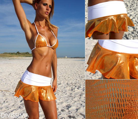Moda mare Divissima primavera estate skirt 2