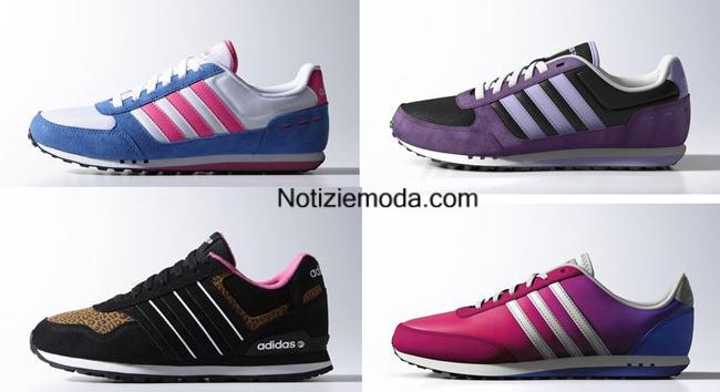 scarpe adidas neo donna