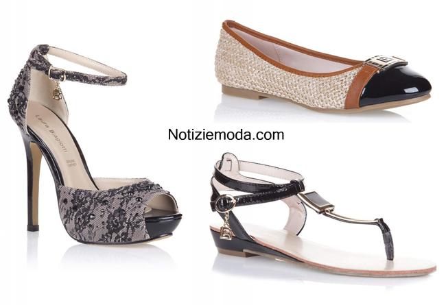 Scarpe Laura Biagiotti primavera estate 2014 abbigliamento donna