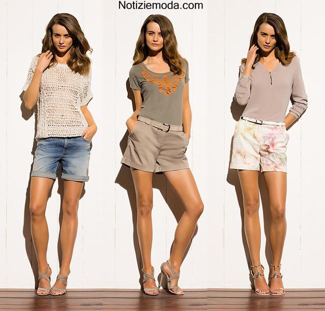 Shorts Oltre primavera estate 2014 abbigliamento donna