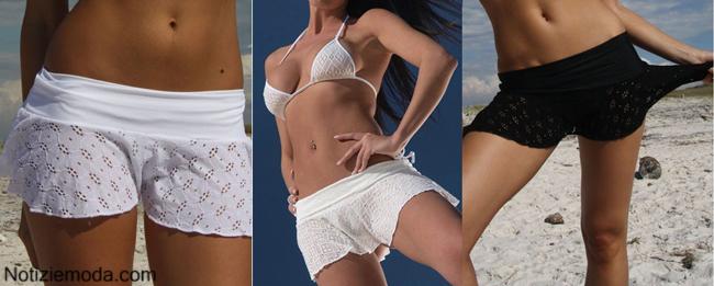 Shorts moda mare Divissima primavera estate 2014