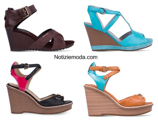 Tendenze Geox scarpe primavera estate 2014